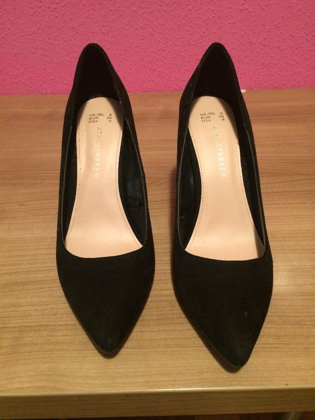 Zapatos mujer tacon