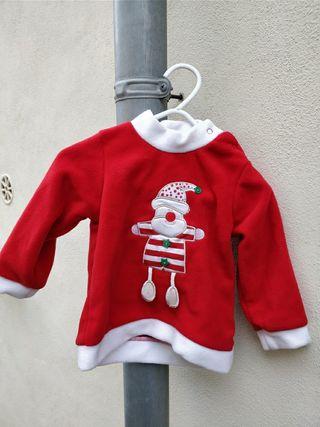 Camiseta Navidad bebé