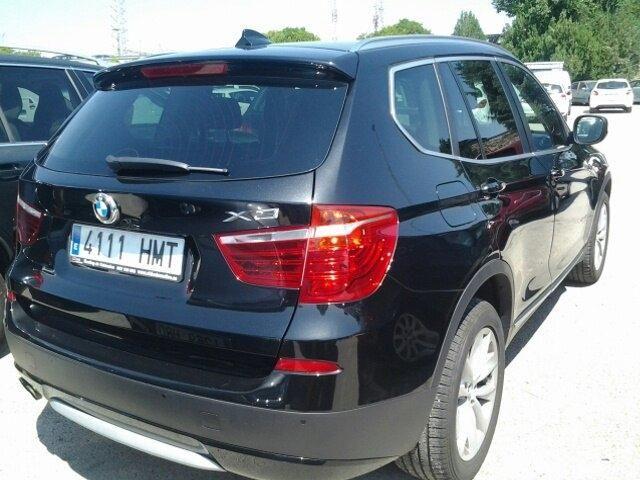 BMW X3 xDrive30d 190 kW (258 CV)