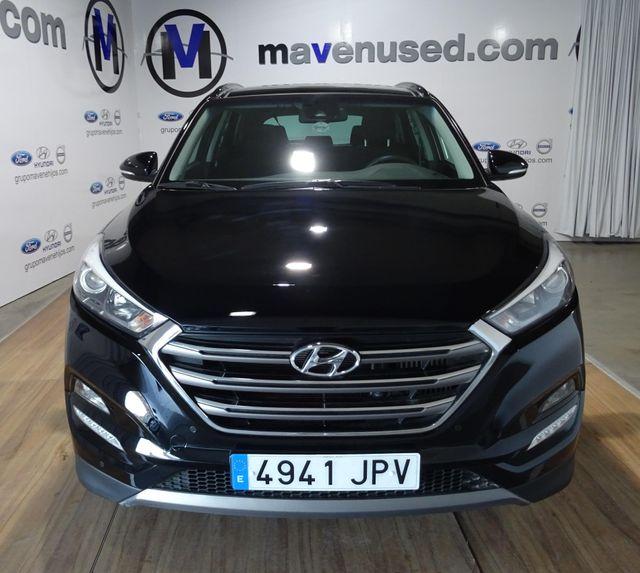 Hyundai Tucson 1.7 CRDi 115cv BlueDrive Tecno Sky 4x2