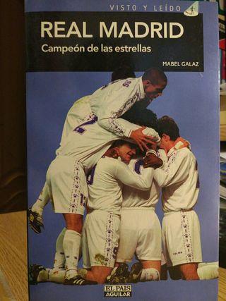 libro REAL MADRID