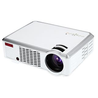Proyector Led Multimedia HD-2600 Lumens-HDMI -USB
