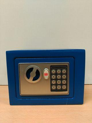 Caja Fuerte Azul