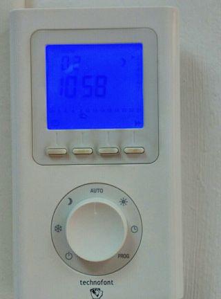 equipo de calefaccion completo