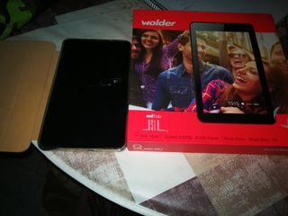 móvil tablet