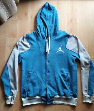 Sudadera Jordan azul