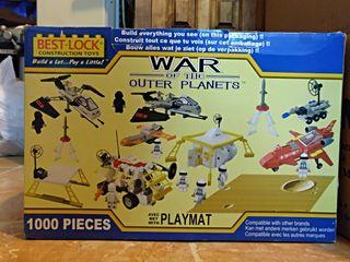 Juego de piezas tipo LEGO STAR WARS