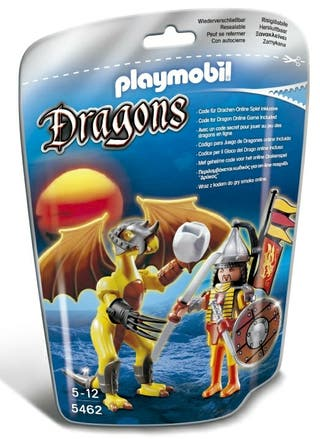 Playmobil Dragon Roca