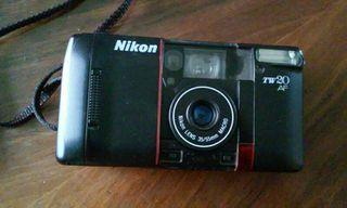 Camara de fotos analogica