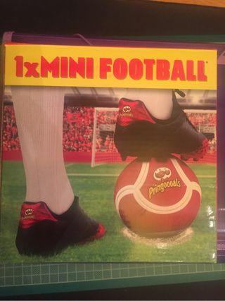 Balón futbol pringles