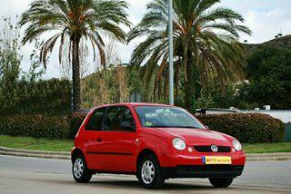 Volkswagen Lupo 1.4 Gasolina Cómo nuevo!