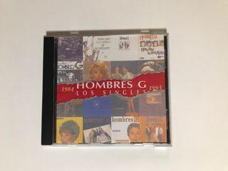Cd Hombres G - los Singles 1984-1993