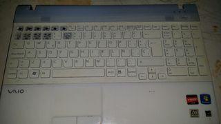 Portátil SONY PCG-61611M - Piezas