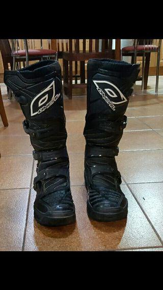 botas moto/quad oneal