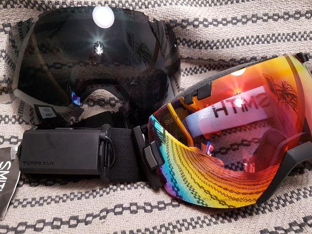 mascara snow/ski