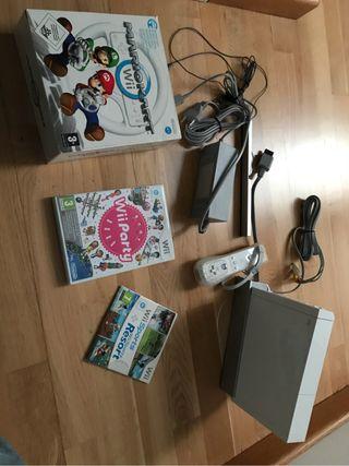 Wii como nueva