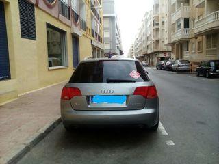 Audi A4 Avant ranchera 2008