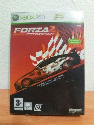 Forza 2 Xbox 360 edicion coleccionista