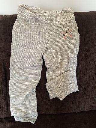 Pantalón niña algodon Roxy talla 10