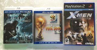 Juegos Play Station 2 XMen