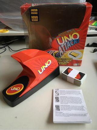 Juego Uno Attack!