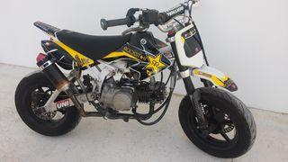 Moto pit bike imr