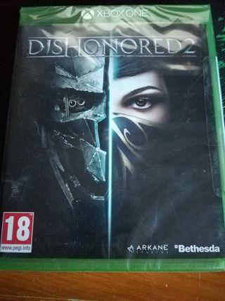 Dishonored 2 XOne Precintado