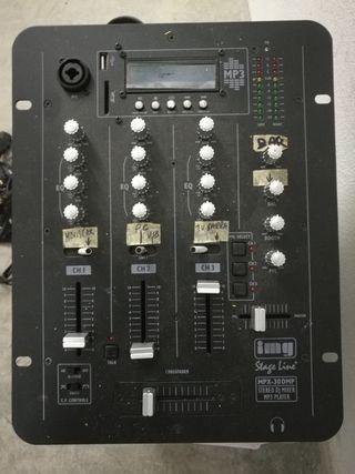 Mesa de Mezclas para Sonido, por 200€