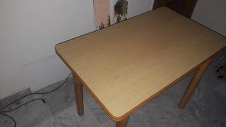 mesa extensible madera
