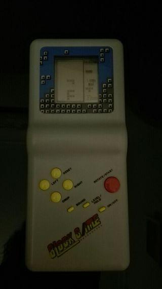 Maquinita Tetris años 80