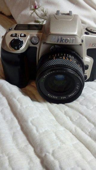 cámaras de fotos reflex