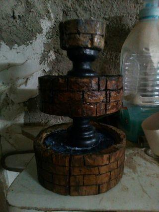 Fuente decoración