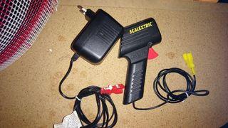 mando y transformador Scalextric