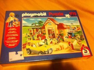 PuZzle Playmobil Vetrinaria 100 Piezas Con Figura