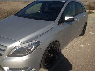 Mercedes-Benz Clase B 200 cdi automático 7G