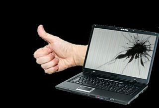 Reparar pantalla portátil de todas las marcas