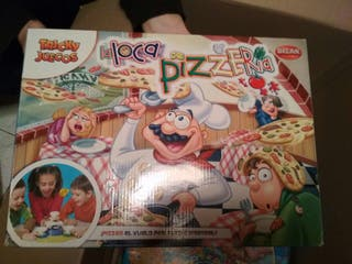 Juguete loca pizzeria