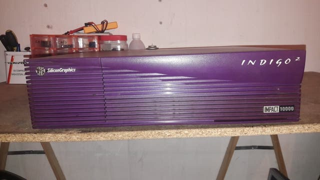Silicon Graphics Indigo 2 Impact 10000