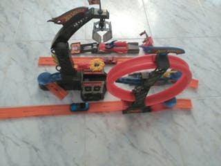 juguete pista de coches