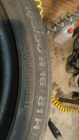 Neumáticos 185/50/16