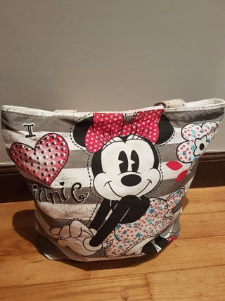 bolso minnie micky
