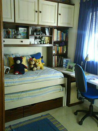 Chollo mueble compacto nido dormitorio juvenil de for Mueble compacto juvenil