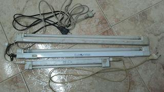 lamparas fluorescentes