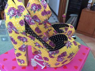 Zapatos Iron Fist t39