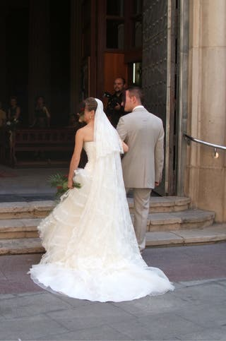 Vestidos de novia en elche