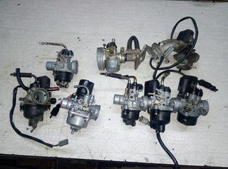 carburadores 12 y 17.5
