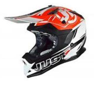 Casco moto JUST1 j32 rave Enduro
