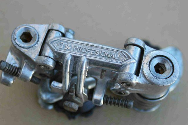 Cambio, desviador y palancas Triplex Profesional
