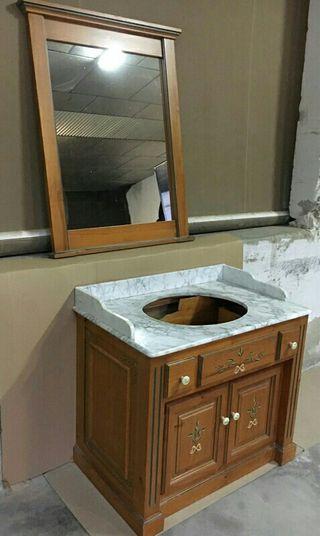 Adesivo Para Envelopar Geladeira Mercado Livre ~ Mueble baño de segunda mano por 95 u20ac en Huelma wallapop