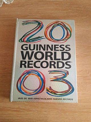 libro guinness 2003